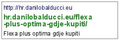 http://hr.danilobalducci.eu/flexa-plus-optima-gdje-kupiti/